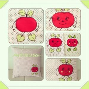 Apfelkissen