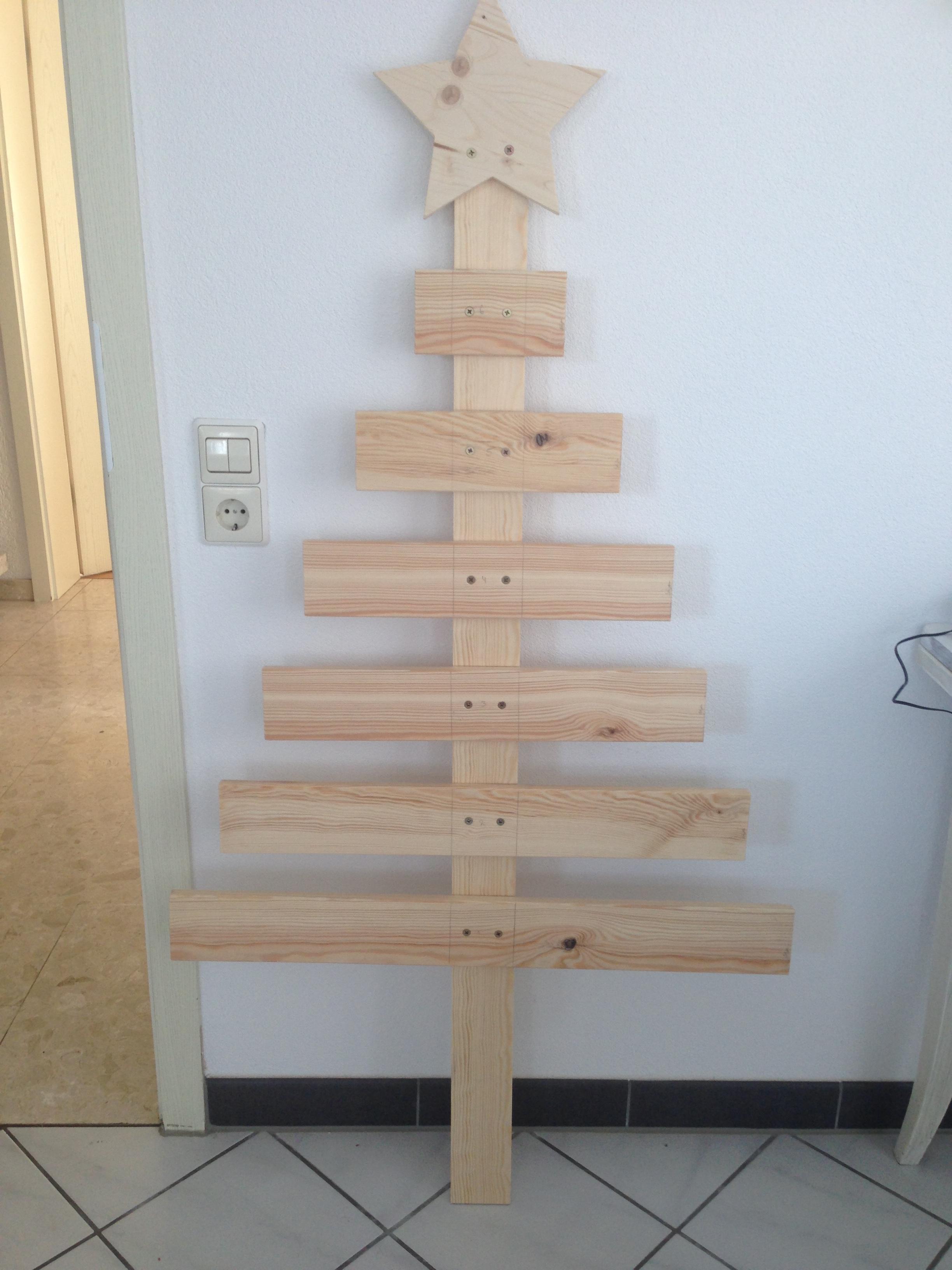 paletten weihnachtsbaum baumann accessories. Black Bedroom Furniture Sets. Home Design Ideas