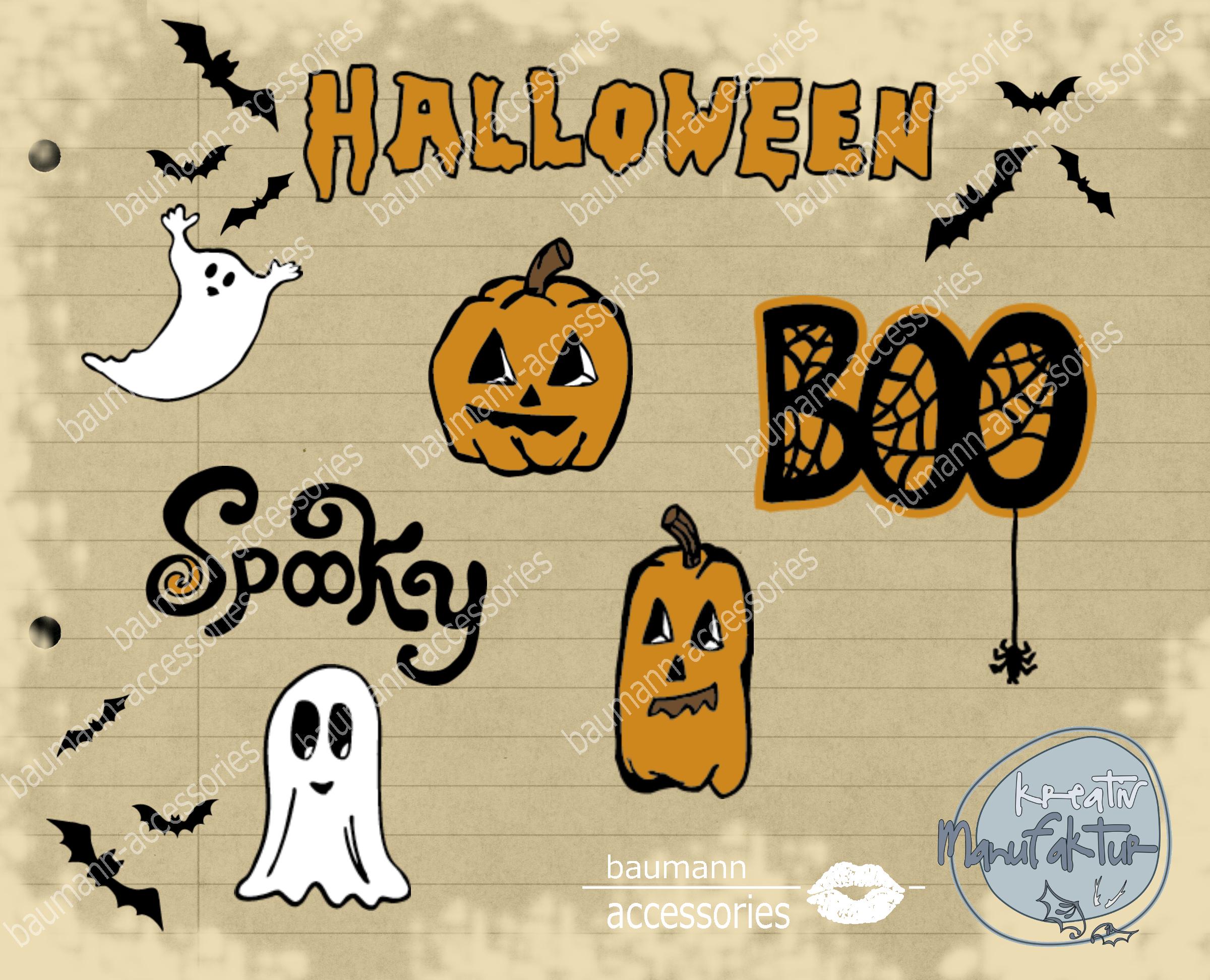 Halloween Collage_Wasserzeichen