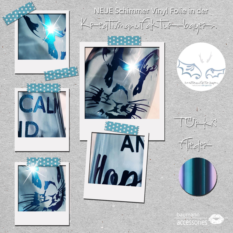 Schiller Vinyl Collage