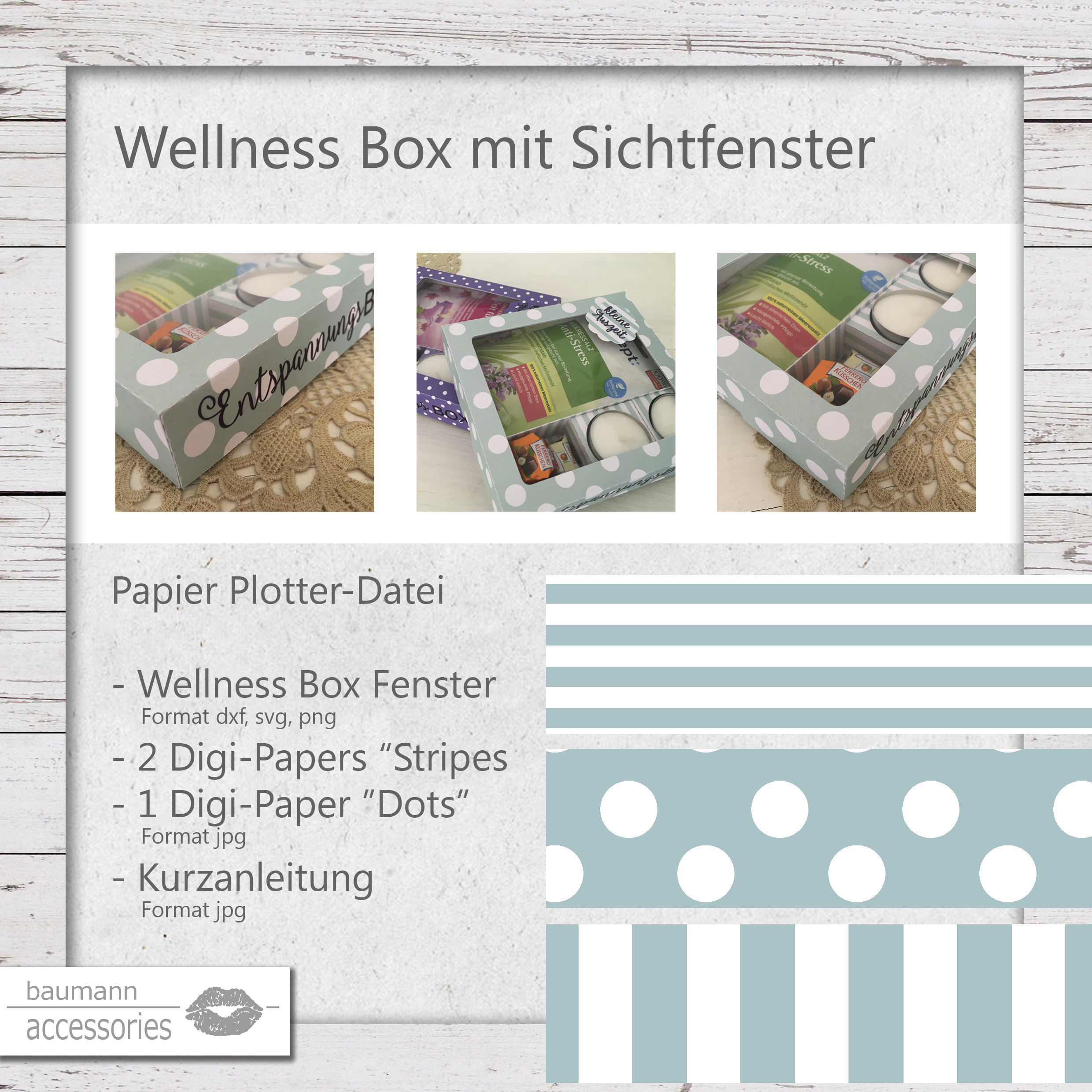 Produkt Wellness Box mit Sichtfenster1