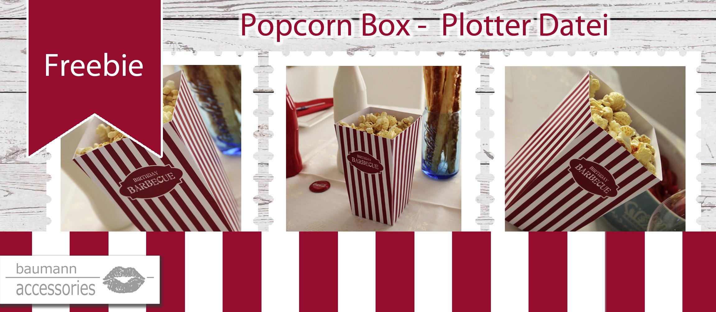 Popcorn Auffrischen