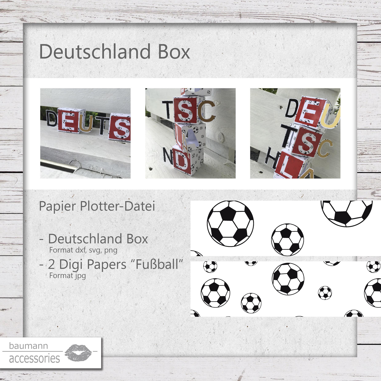 Produkt Deutschland Box