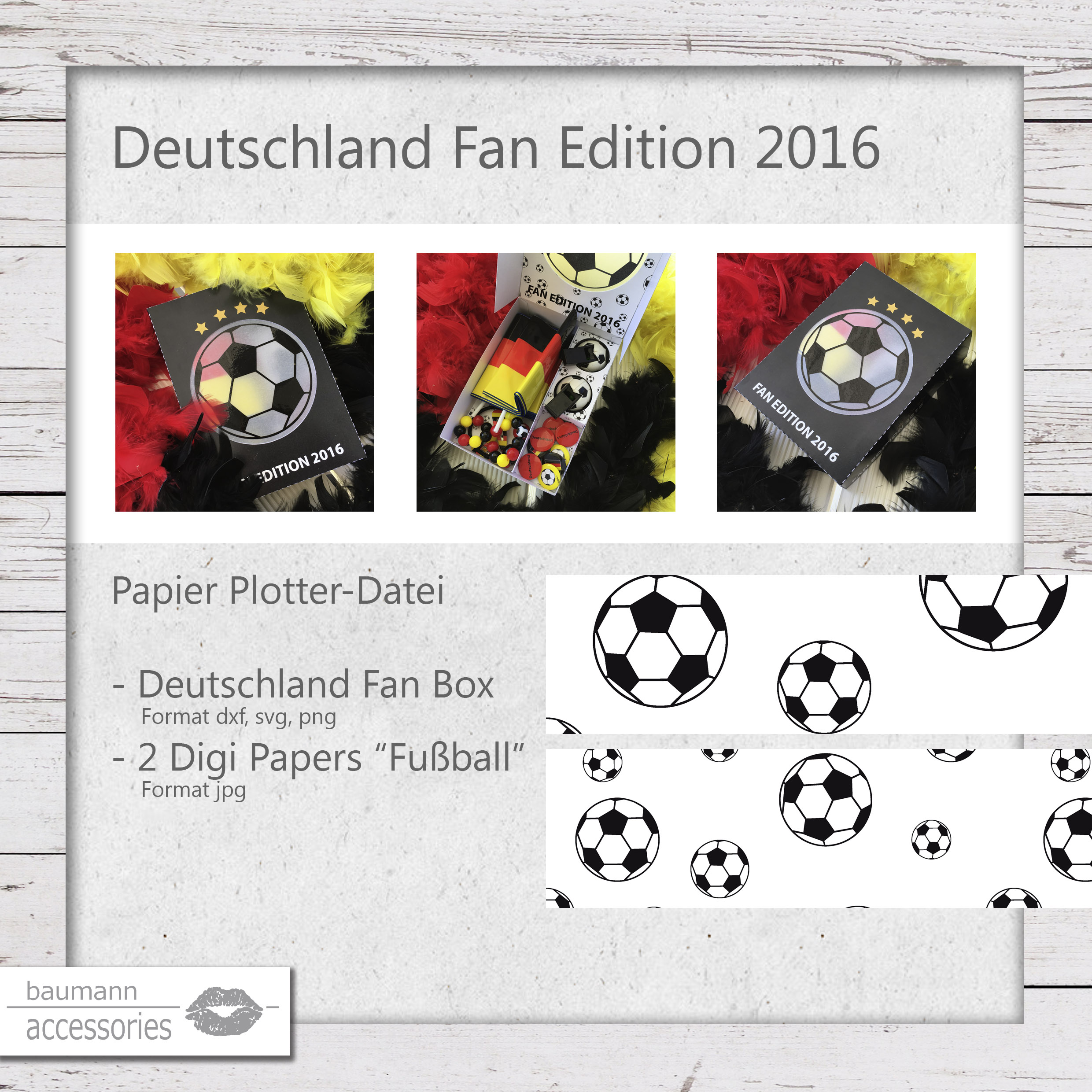 Produkt Deutschland Fan Edition