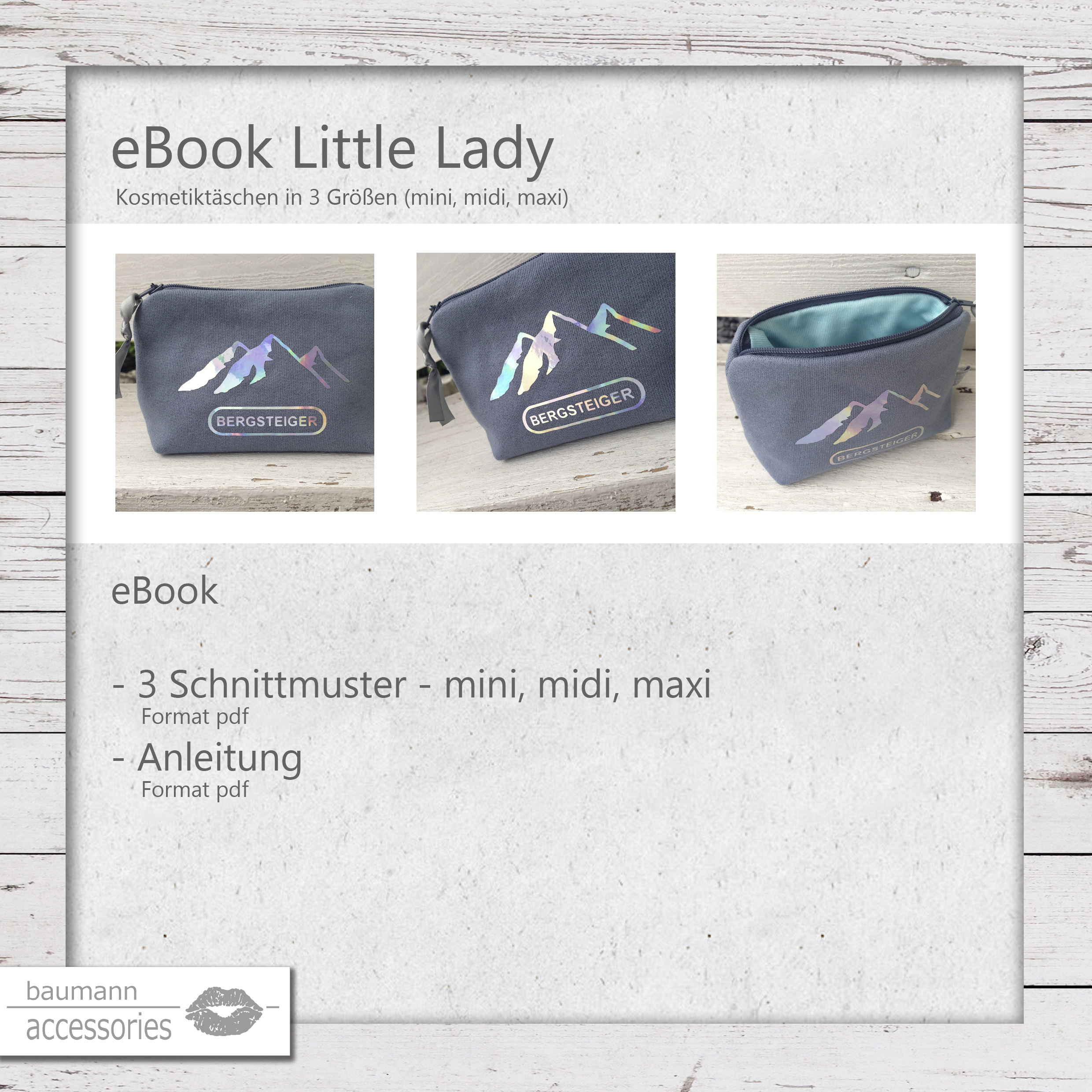 Produkt eBook Little Lady1