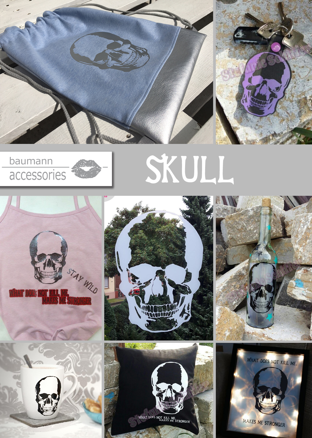 Collage Skull1