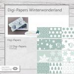 Digi-Papers Winterwonderland