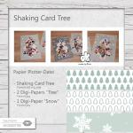 Shaking Card Tree
