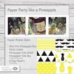 Paper - Party like a Pineapple