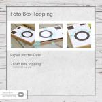 Foto Box Topping