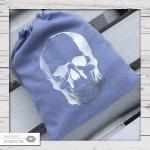 Turnbeutel Skull