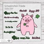 Schweinchen Frieda