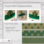 Frosch Explosionsbox