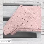 Single Jersey Dots softpink