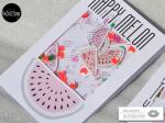 Shaking Card Happy Melon - 3 Designs