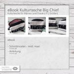 eBook Männer-Kulturtasche - Big Chief in 2 Größen