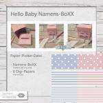 Hello Baby Namens-BoXX