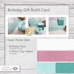 Birthday Gift BoXX Card