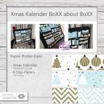 Xmas Kalender BoXX about BoXX