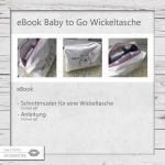 eBook Wickeltasche Baby to Go