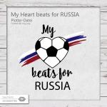 My Heart beats for Russia