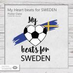 My Heart beats for Sweden