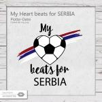 My Heart beats for Serbia