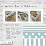 Wellness Box mit Sichtfenster